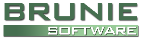 Logo BRUNIE Software GmbH