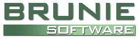 Logo BRUNIE Software GmbH